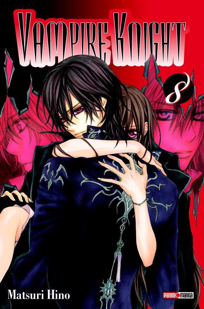 Vampire Knight Tome 8