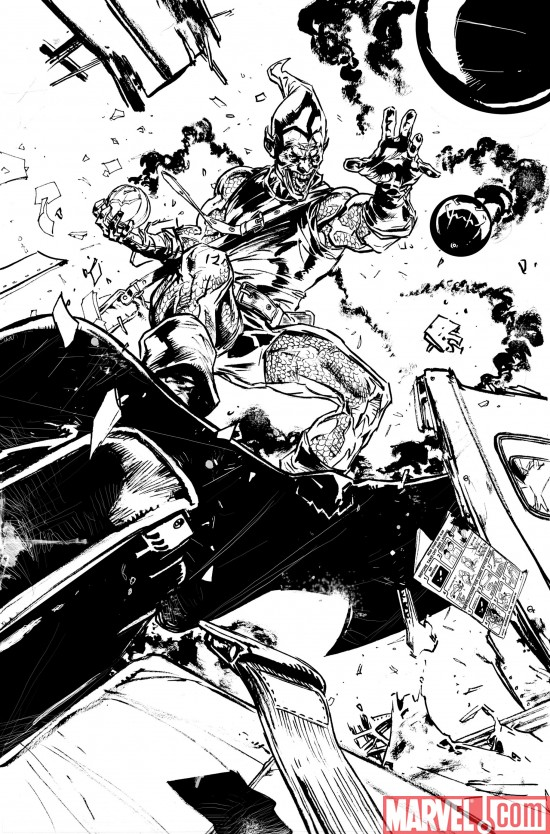 Dark Reign Leads to Third Printings For Dark Avengers & Thunderbolts!