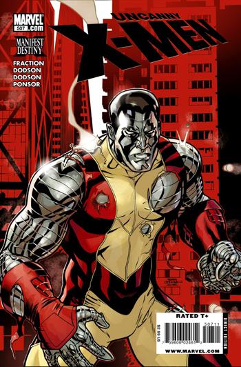 Uncanny X-Men #507
