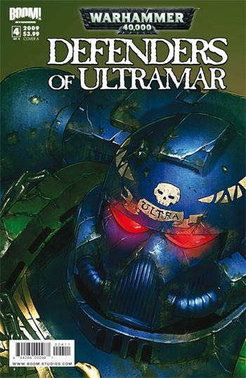 Warhammer 40,000: Defenders Of Ultramar #4