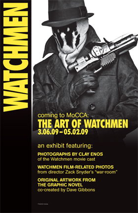 The Art of Watchmen: March 6 - May 2, 2009