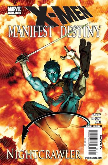 X-Men Manifest Destiny: Nightcrawler #1