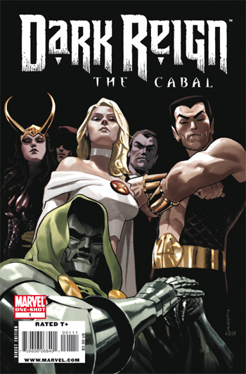 Dark Reign: The Cabal #1