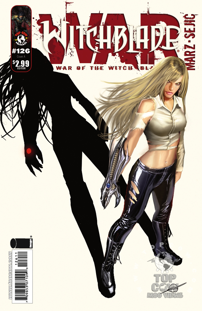 The Free Comics Keep Coming From Top Cow
