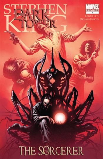 Dark Tower: The Sorcerer #1