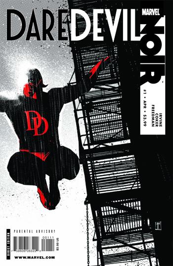 Avant-Première VO : Review Daredevil Noir #1