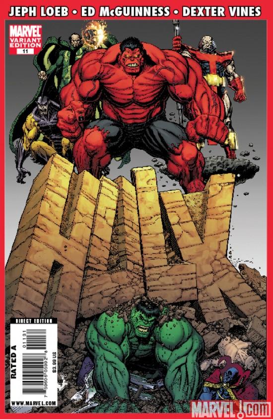 Hulk #10 Sells Out!