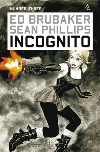 Avant-Première VO : Review Incognito #3