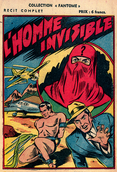 """""""L'Homme Invisible"""""""