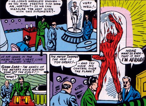 Les expériences d'Horton et de la Guilde sur l'homme artificiel...