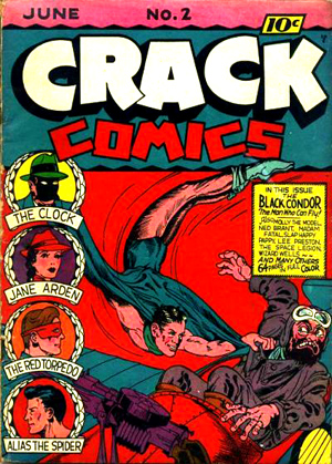 Crack Comics #2