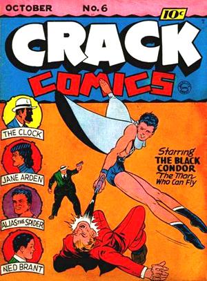 Crack Comics #6