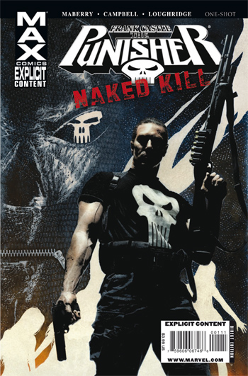 Punisher: Naked Kill