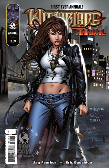 Witchblade Annual #2009