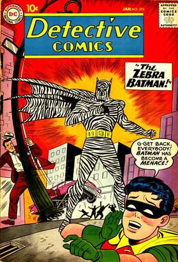 Detective Comics #275 (Jan. 1960)