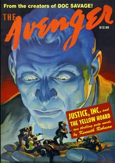The Avenger version pulp...
