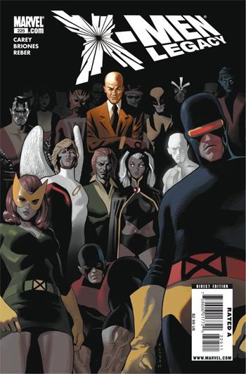 X-Men: Legacy #225