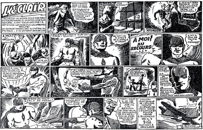 L'Audacieux n°19 de 1941