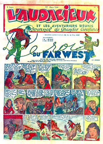 l'Audacieux 5 de 1941