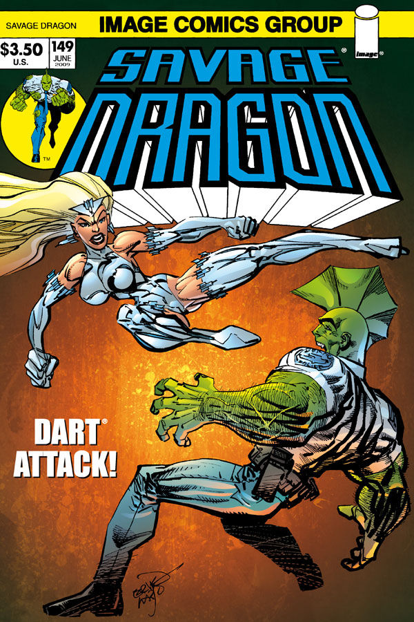 Savage Dragon #150 Blows Up To 100 Pages !
