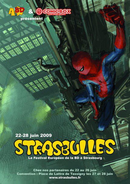 Comic Box @ Strasbulles 2009 !