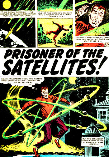 « Prisoner of the Satellites! »