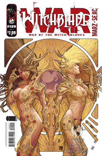 Witchblade #129