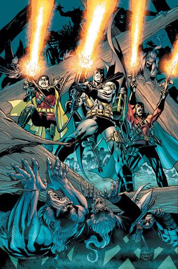 Blackest Night: Batman #2