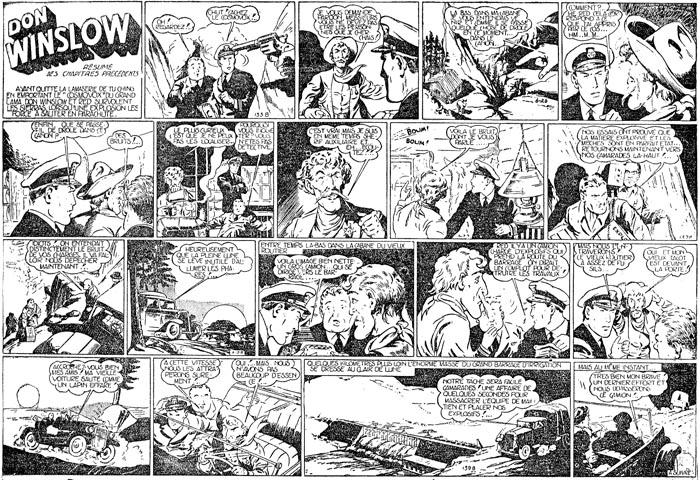 Don Winslow Noir et Blanc