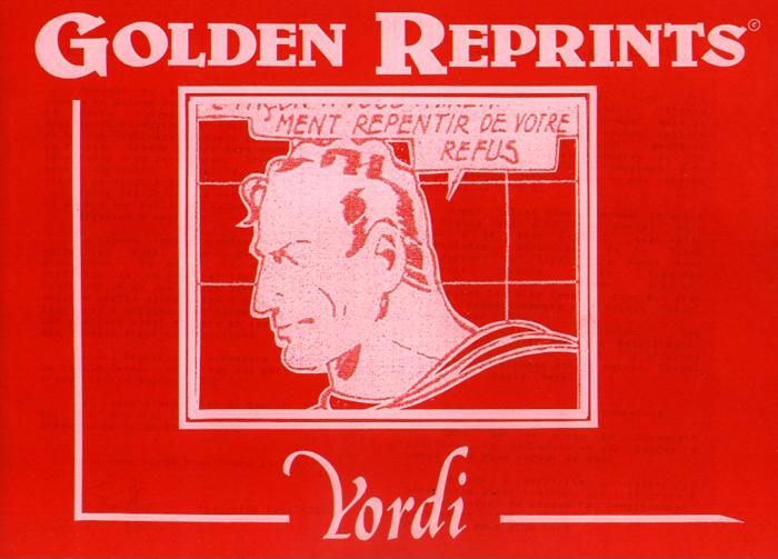 Golden Reprints Vol 1 #1