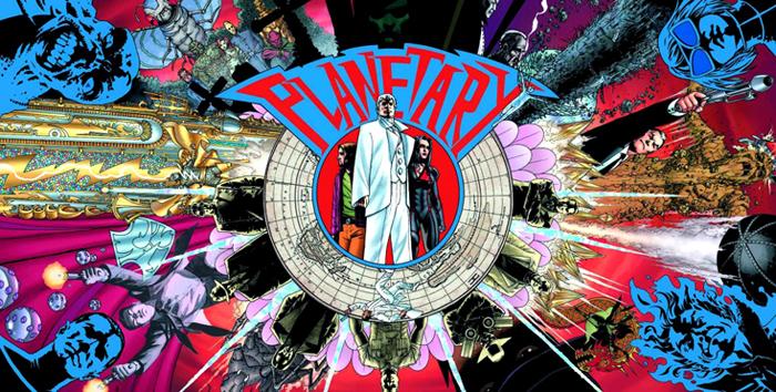 Planetary #27