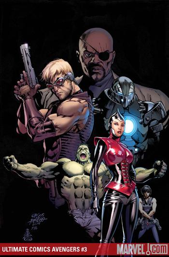 Ultimate Comics Avengers #3