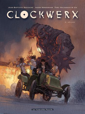 Clockwerx T.2, Déluge