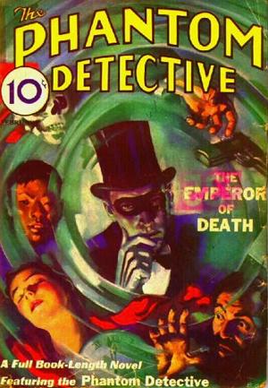 Le Phantom Detective, finalement une pièce majeure de l'histoire des comics...