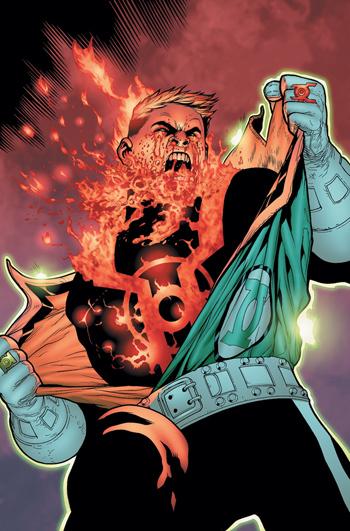 Green Lantern Corps #43
