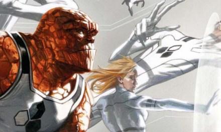Avant-Première VO: Review Fantastic Four #600