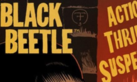 Francesco Francavilla's The Black Beetle @ Dark Horse Comics
