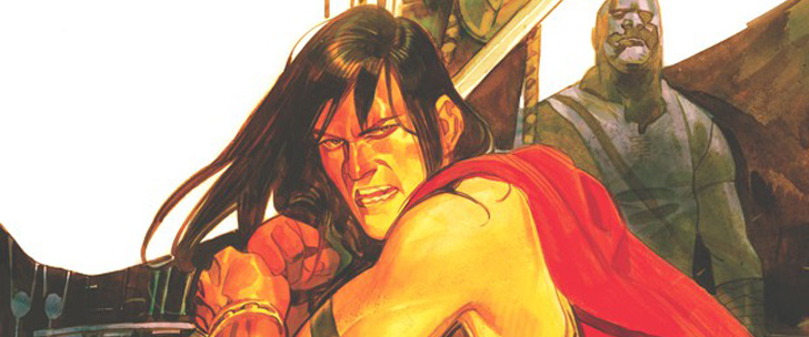 Preview: Conan The Barbarian #1