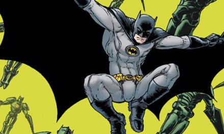 Avant-Première VO: Batman Incorporated: Leviathan Strikes! #1