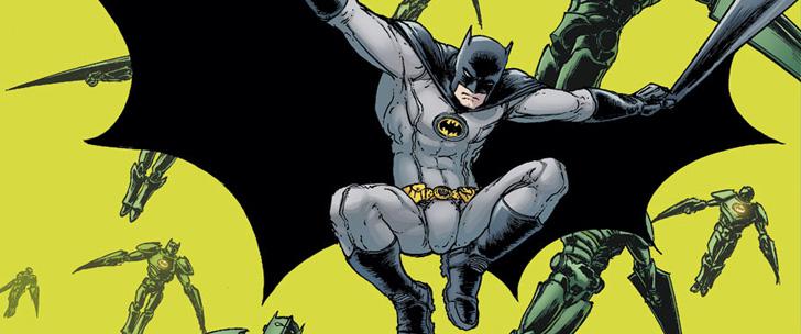 Avant-Première VO: Batman Incorporated: Leviathan Strikes! #1