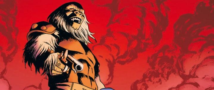 Avant-Première VO: Review Planet Of The Apes #10