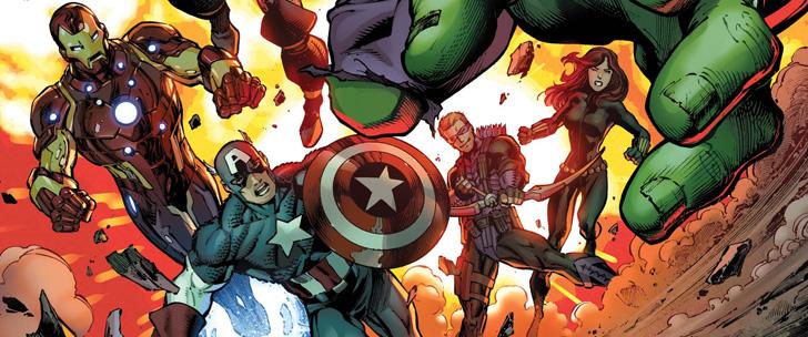 Marvel In April 2012: Marvel Universe