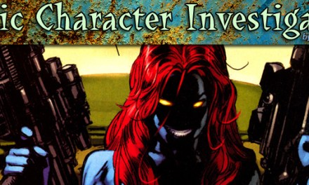 CCI: Comic Character Investigation #17