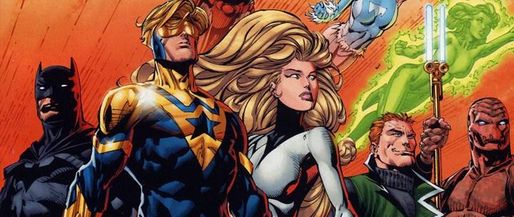Avant-Première VO: Review Justice League International #6