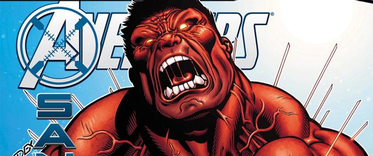 Avant-Première VO: Review Avengers: X-Sanction #3
