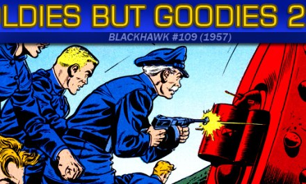 Oldies But Goodies: Blackhawk #109 (1957)