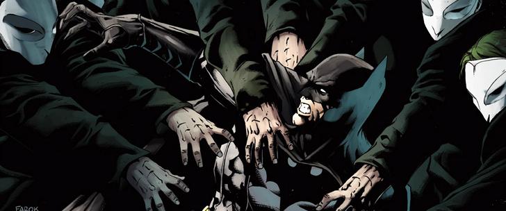 Avant-Première VO: Review Batman #8