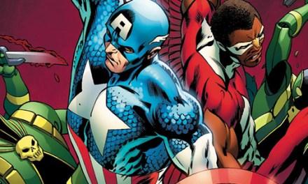 Avant-Première VO: Review Captain America #10