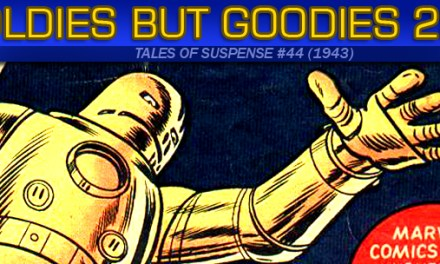 Oldies But Goodies: Tales of Suspense #44 (Août 1963)