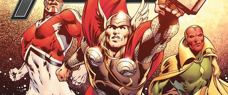 Avant-Première VO: Review Secret Avengers #26